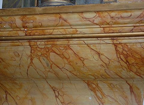 Pintura de alta decoraci n acabado de pintura de alta for Pintura efecto piedra