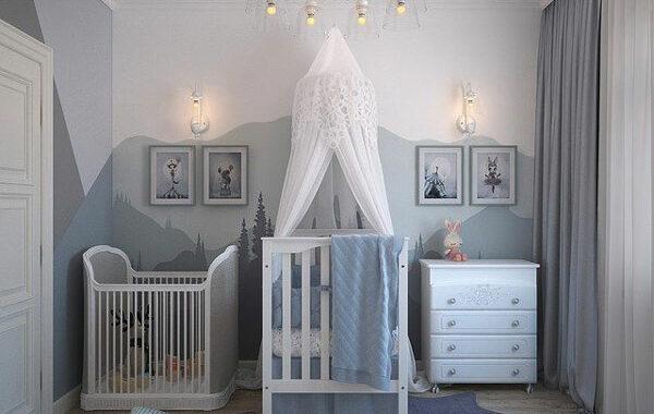 ¿Cómo pintar y decorar una habitación infantil?