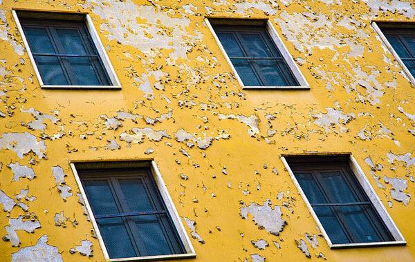 Consejos para pintar el exterior de una vivienda o fachada