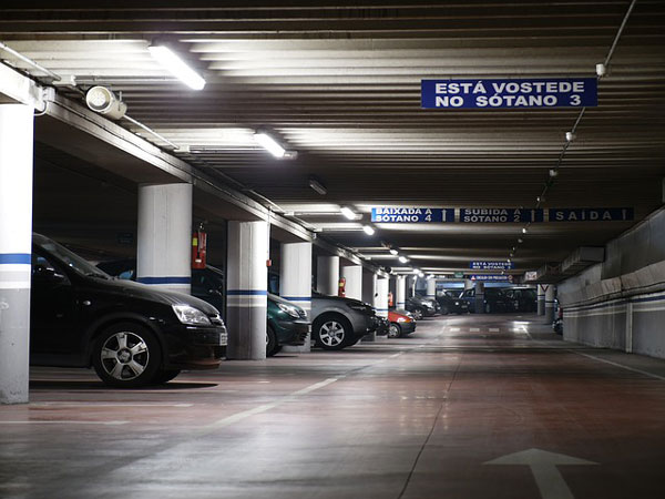 Pintura para la señalización de los parkings. Consejos