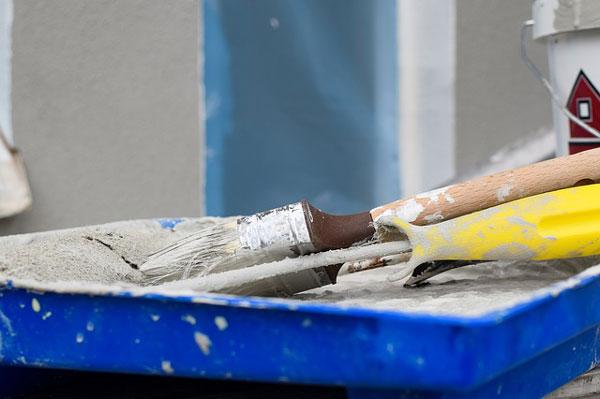 Antes de pintar cualquier pared hay que prepararla